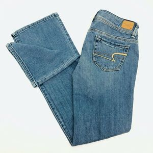 American Eagle Women Size 0 Boot Stretch jeans